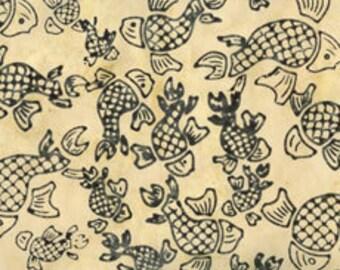 Macchiato Java Batiks 07 016 Galaxy Fabrics