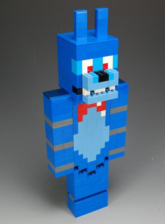 Lego 5 Nights At Freddy S Toys : Lego custom bonnie five nights at freddy s