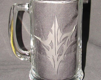 Lightning Returns Final Fantasy XIII logo you pick Beer Mug or Drinking Glass