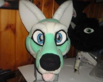 Ready to Fur Canine/Fox Fursuit Blank