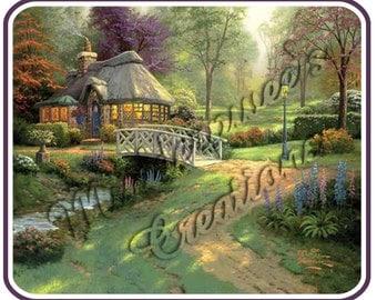 Friendship Cottage  Mouse Pad