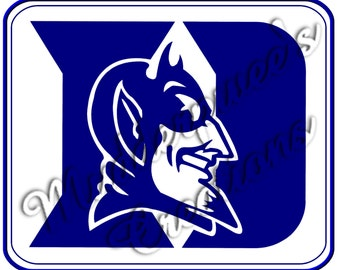Duke University Blue Devils Mouse Pad