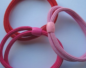 Double hair elastics
