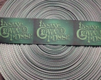 ICP Band Grosgrain Ribbon
