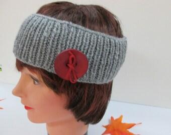 Headband earmuffs for woman