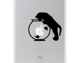 Sticker iPad - Cat