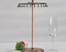Metal Rotating Necklace Display Stand Bracelet Display Stand Jewelry Display Stand Jewelry Retail supplies Wholesale ships from USA 07675
