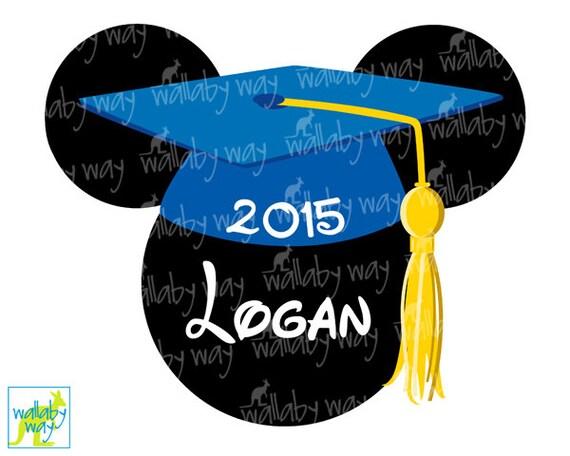 Graduation shirt | Etsy |Graduation Mickey Mouse Shirts