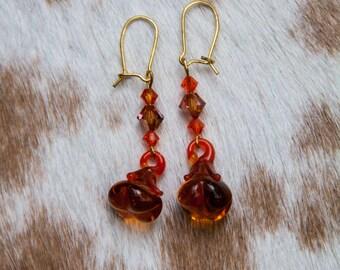 Glass Onion Earrings