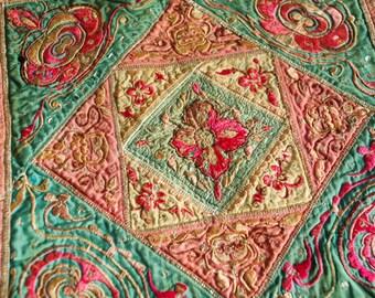 Vintage Miao Textile. China