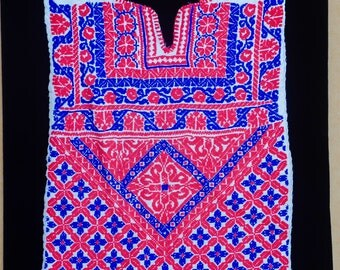 1) Vintage Palestinian Embroidery