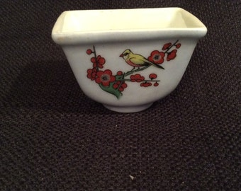 Vintage Mini bowl made in China