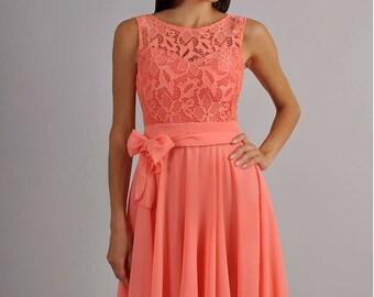 Vintage Lace Bridesmaid Dresses