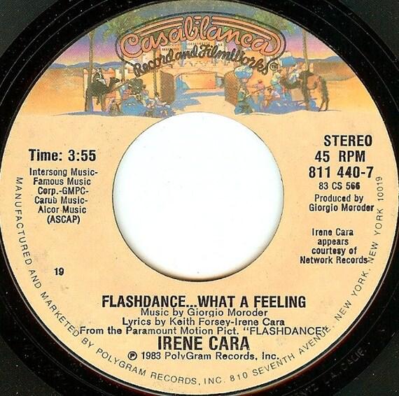 irene cara flashdance lyrics: