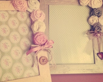 frames and various handmade creations also favors on request