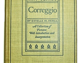 1901 Art Correggio Collection Fifteen Pictures ESTELLE M. HURLL Nice!