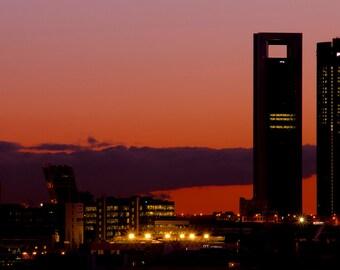 Castellana Towers, Madrid