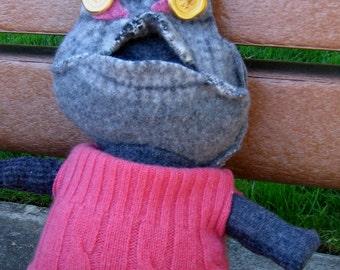 Stewie-sweater doll