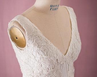 Casual Wedding Dress, Beach Wedding Dress, Backyard Wedding Dress, Simple Wedding Dress, Fairy wedding dress, whimsical wedding dress