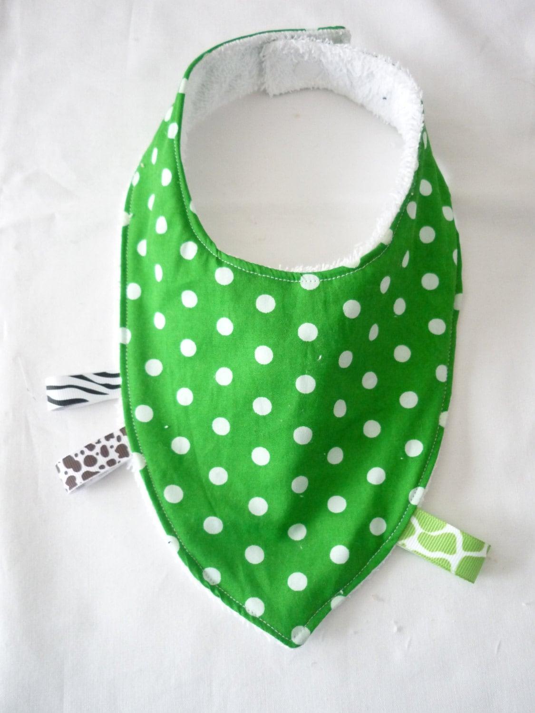 how to make a baby bib bandana