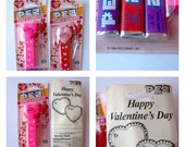 Valentines Day Gift/vintage pez dispenser/love gift/pez dispenser /valentines gift/heart Pez Dispenser 1990