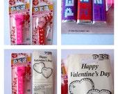 Valentines Day Gift/vintage pez dispenser/love gift/pez dispenser /valentines gift/heart Pez Dispenser 1990