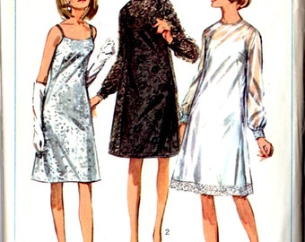 6784 Simplicity Pattern Complete