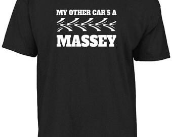 My other car's a Massey t-shirt