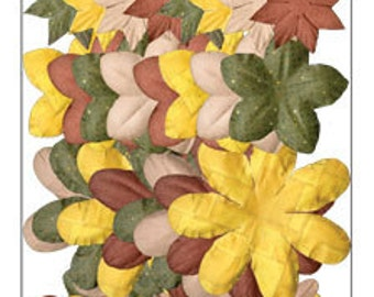 CLEARANCE! Camp-A-Lot Collection - Flower Embellishments - Petals