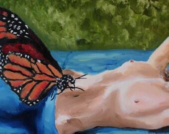 Monarch (Print)