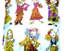 Gypsy Chiche Pillowcase Kit