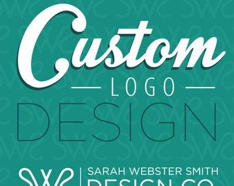 Custom Logo Design - graphic design, professional logo, logo designer, small business, logo, shop logo