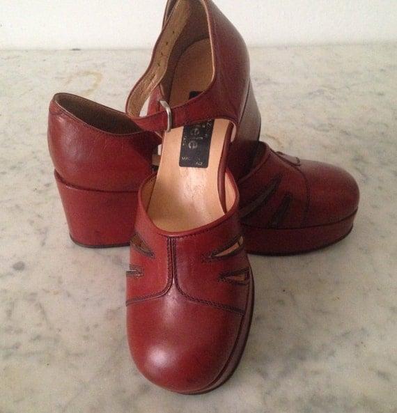 scarpe anni 70
