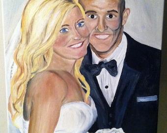 Personalized Portrait Oil Paintings