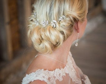 Penelope Bridal Hair vine