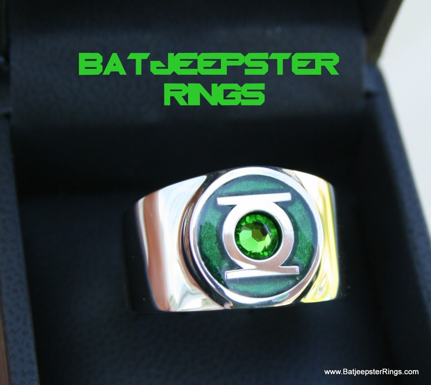 Green lantern ring comic - photo#1