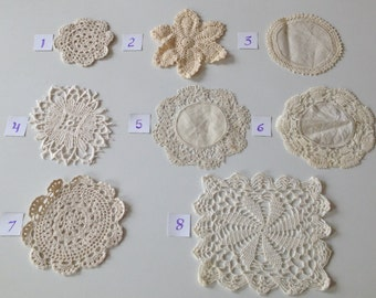 Fancy Doily