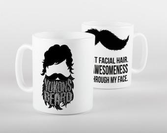 Yukons Beard Mug