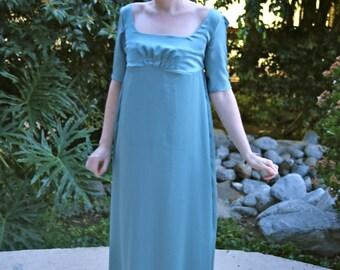 Regency Dress, Jane Austen Ball Gown