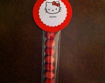 Hello Kitty Inspired Party Favor