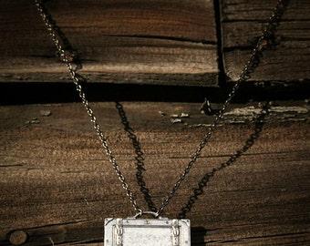 Suitcase Necklace