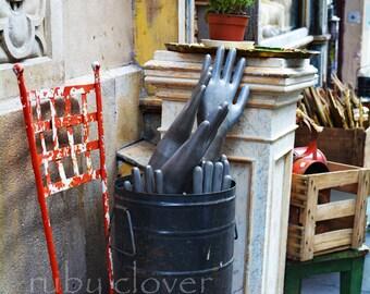 L'objet Qui Parle, Parisian Shopfront, MONTMARTRE, Pigalle, PARIS, France, Cute Shop, Bijou, French Antique, Parisian Decor, Quaint Europe