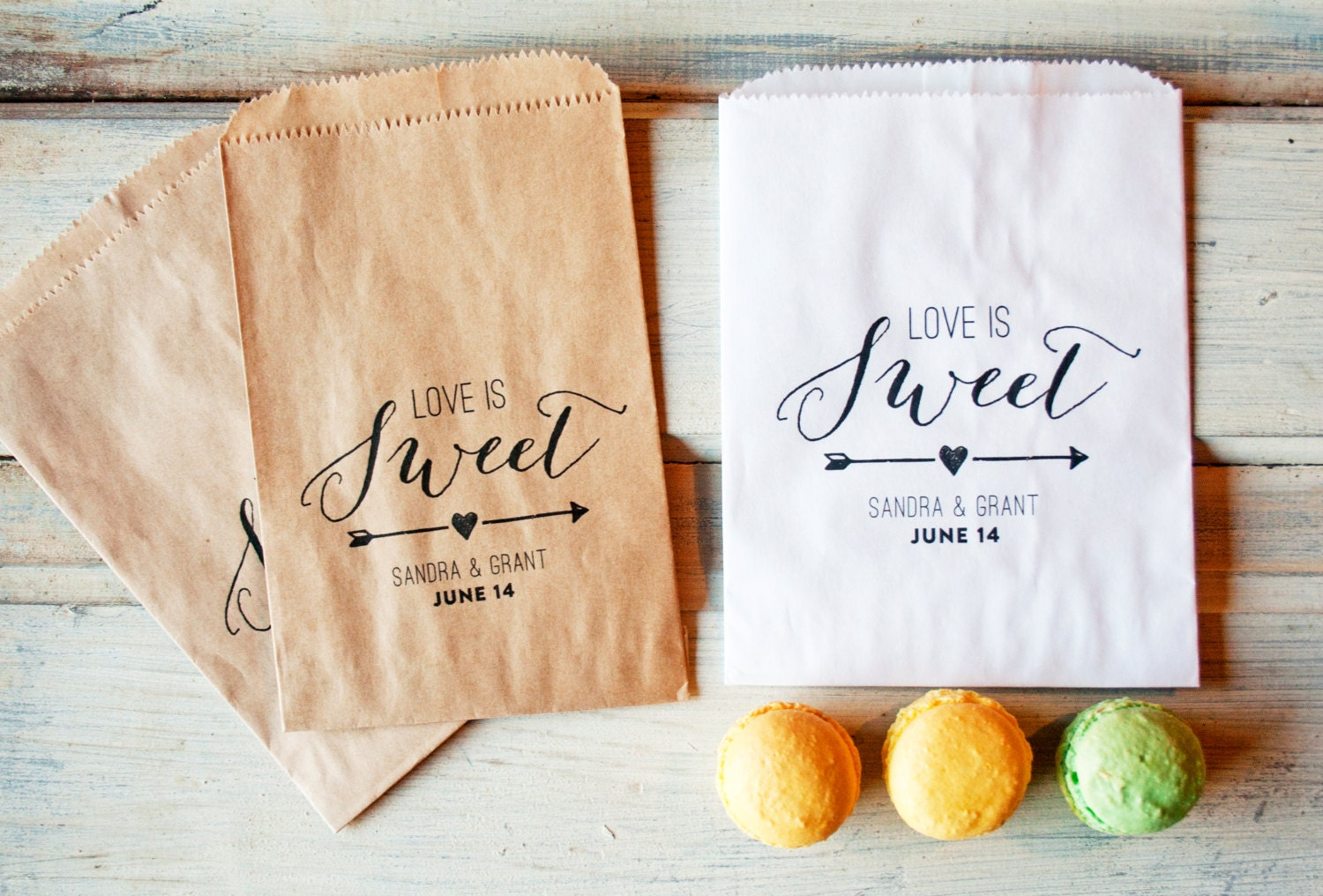 Image result for white and kraft pastry bag