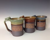 You're the Best mug, hand made ceramic, personalized pottery, ooak, gift, for him, for her, Ready to ship