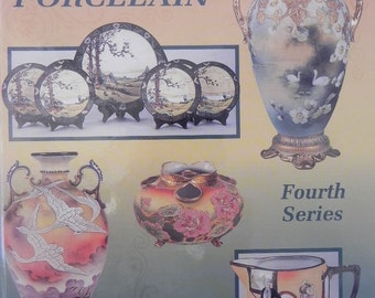 Nippon Porcelain Collectors Reference Guide Book