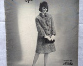 1963 Volume 102 Mohair Fashions in Wool by Hilde Fuchs