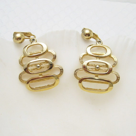 mod earrings emmons vintage jewelry by purpledaisyjewelry mod earrings emmons vintage jewelry by purpledaisyjewelry