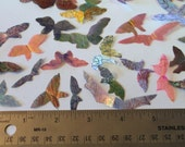 Iridescent wings, angelina film, fairy wings, scrapbook faeries, fairie doll wings, jewelry parts