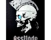 AssMode Geoff Peterson Tee shirt Late Late Show Craig Ferguson