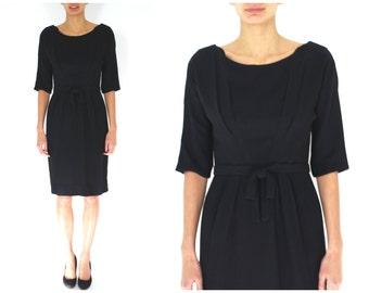 Vintage 50's Audrey dress Size Small - S